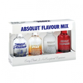 Absolut Mini Gift Pack