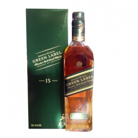 Johnnie Walker Green Label 15yo
